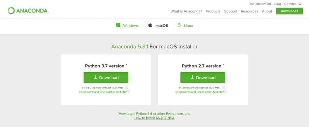 Install missing python packages in Anaconda | WebOmnizz